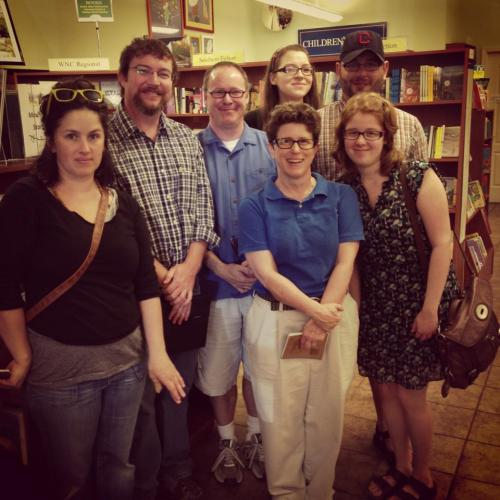 City Lights Booksellers on Field Trip