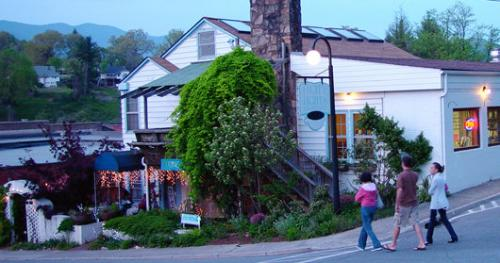 Corner of Spring and East Jackson Streets, SYLVA, NORTH CAROLINA