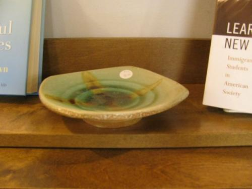 Muddy Creek Pottery at City Lights Bookstore
