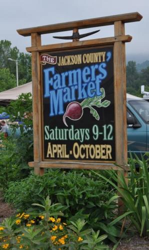 Glorious Jackson County Farmers Market