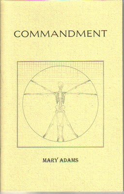 Cover of Mary Adams' Commandment